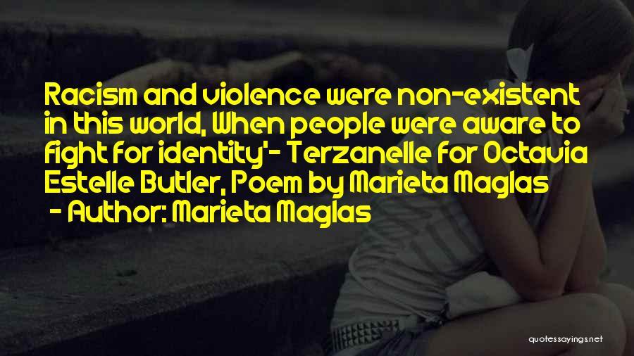 Non Existent Quotes By Marieta Maglas
