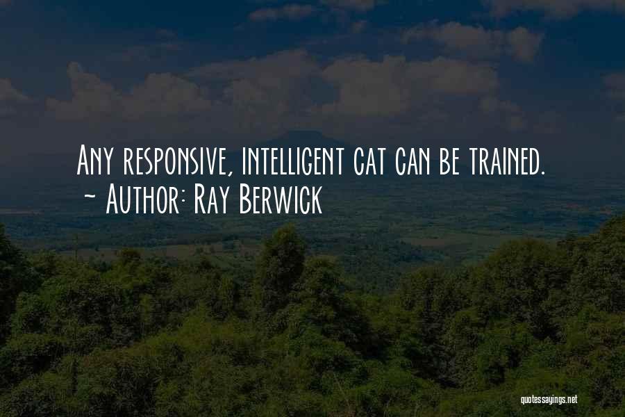 Non Responsive Quotes By Ray Berwick