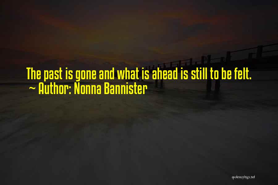 Nonna's Quotes By Nonna Bannister
