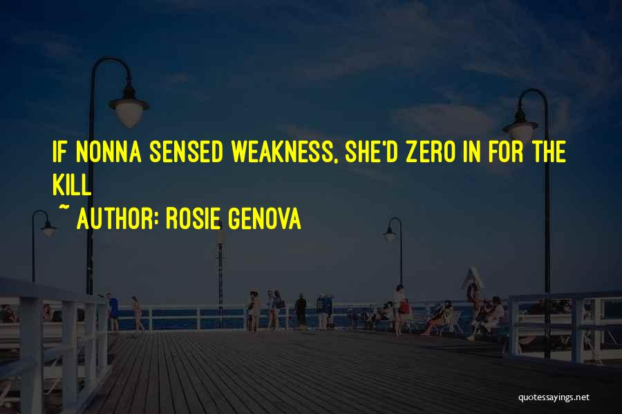 Nonna's Quotes By Rosie Genova