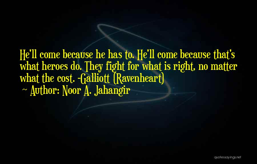 Noor A. Jahangir Quotes 403687