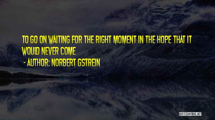 Norbert Gstrein Quotes 2239208