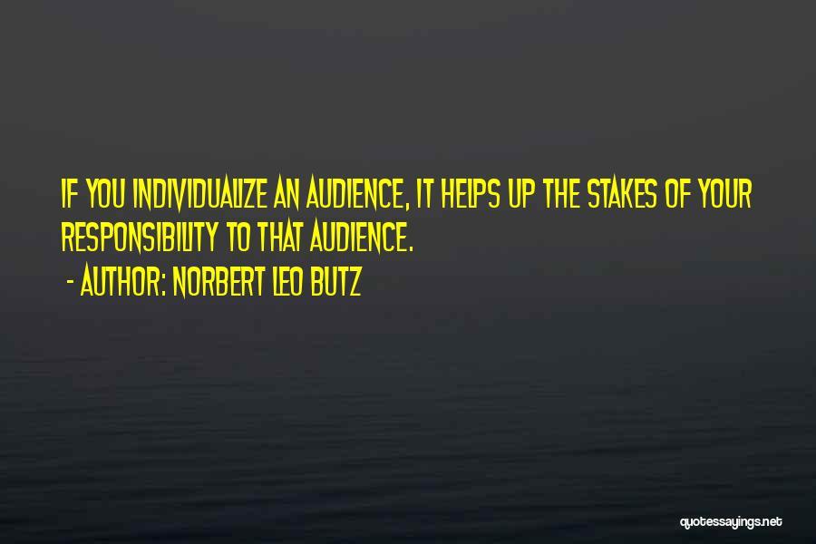 Norbert Leo Butz Quotes 923157