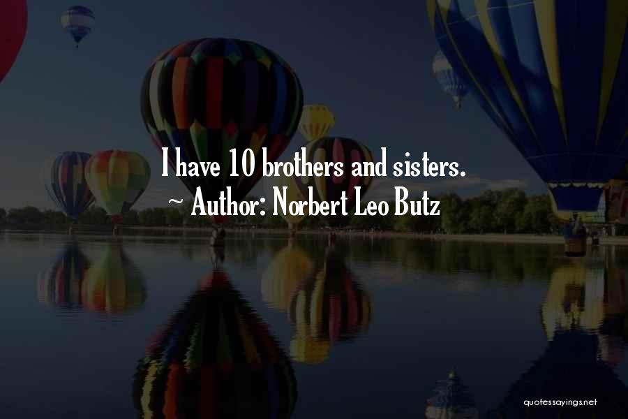 Norbert Leo Butz Quotes 938676
