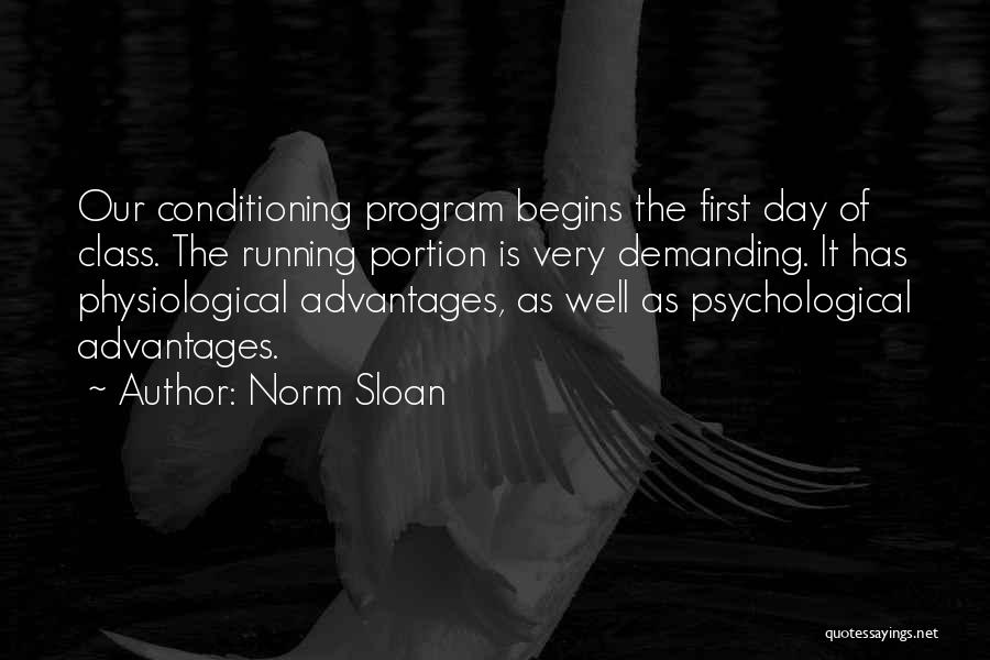 Norm Sloan Quotes 1339499
