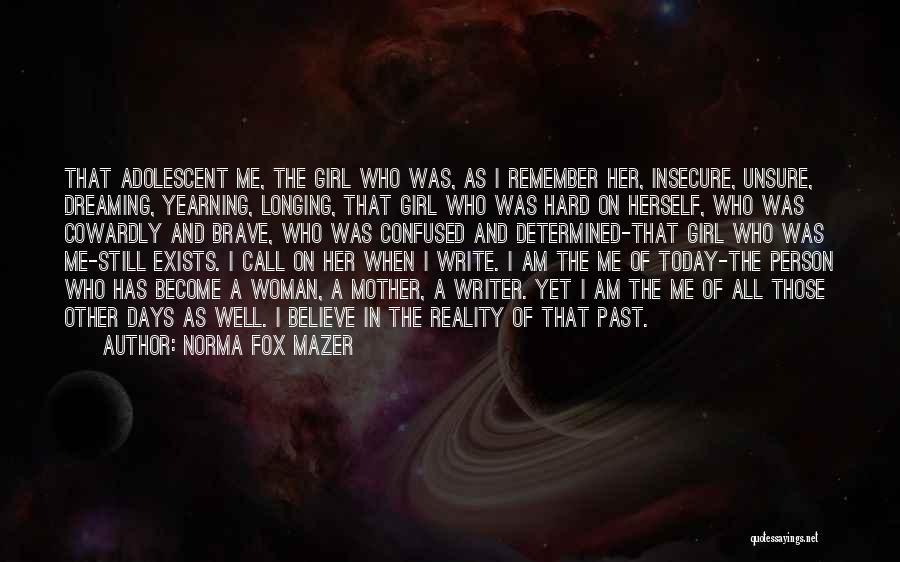 Norma Fox Mazer Quotes 1450224