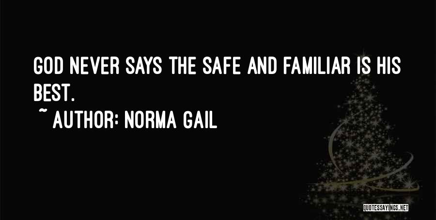 Norma Gail Quotes 1807615