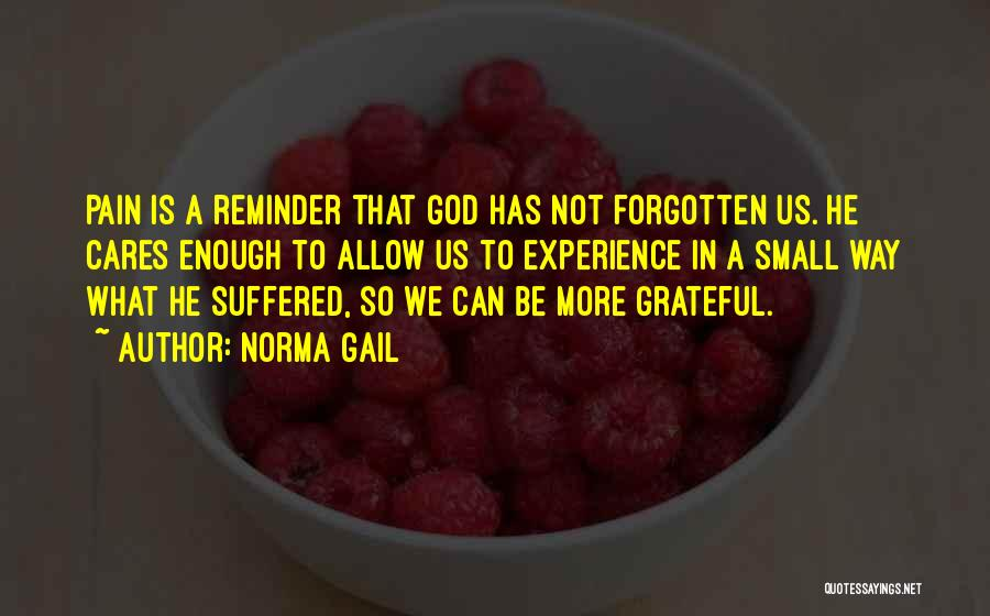 Norma Gail Quotes 87912