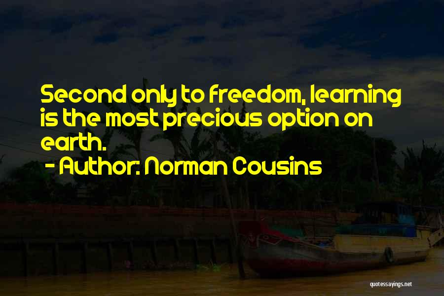 Norman Cousins Quotes 1258033