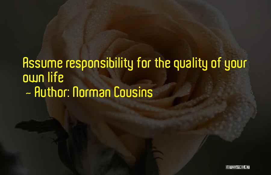Norman Cousins Quotes 1647611