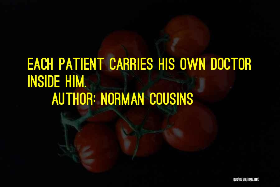 Norman Cousins Quotes 1777805