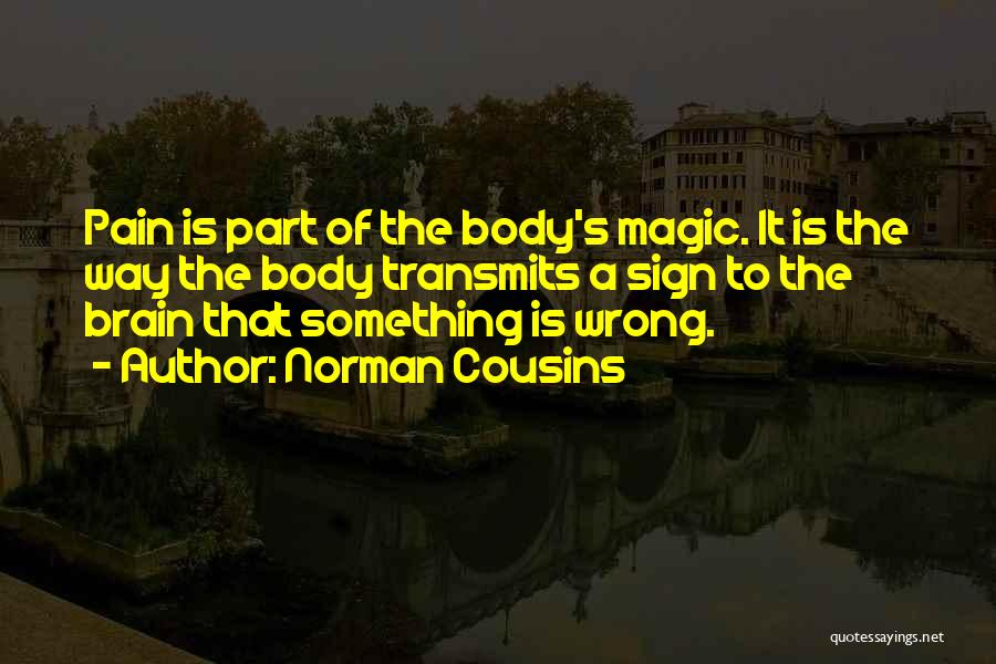 Norman Cousins Quotes 524429