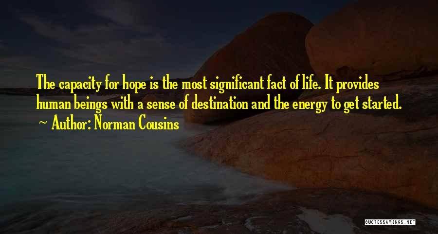 Norman Cousins Quotes 556329