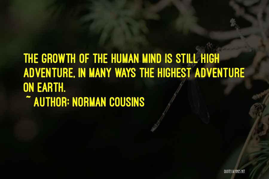 Norman Cousins Quotes 603033