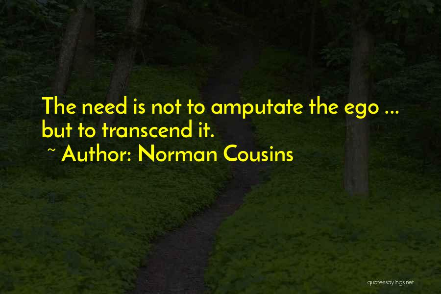 Norman Cousins Quotes 713789
