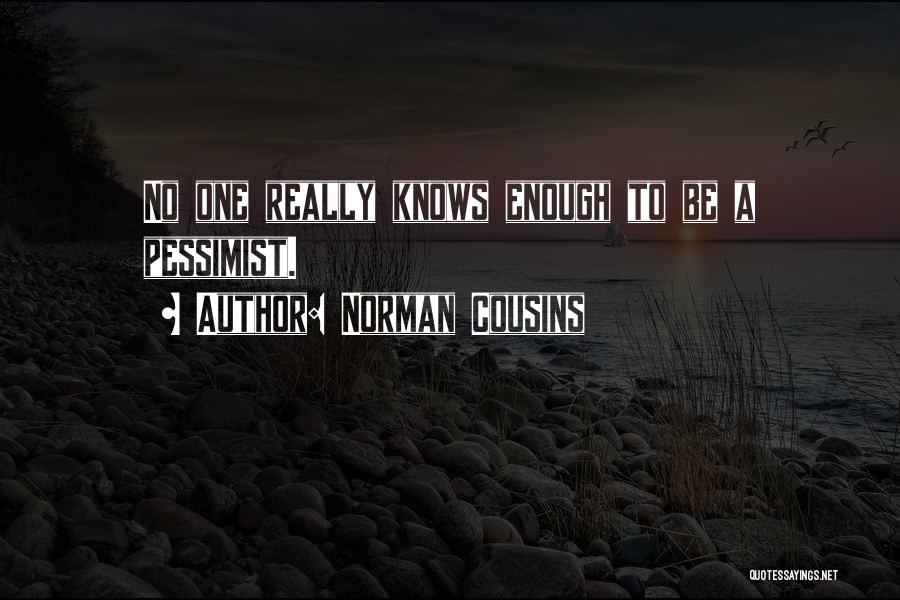 Norman Cousins Quotes 839024