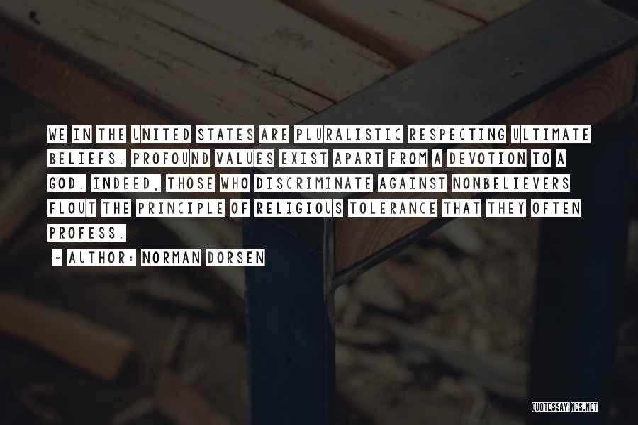 Norman Dorsen Quotes 296838