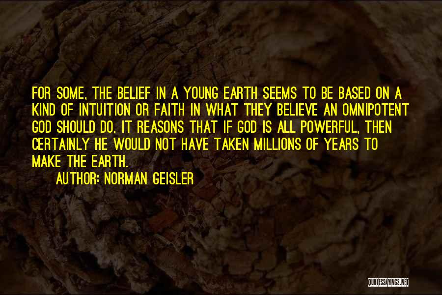 Norman Geisler Quotes 1644027