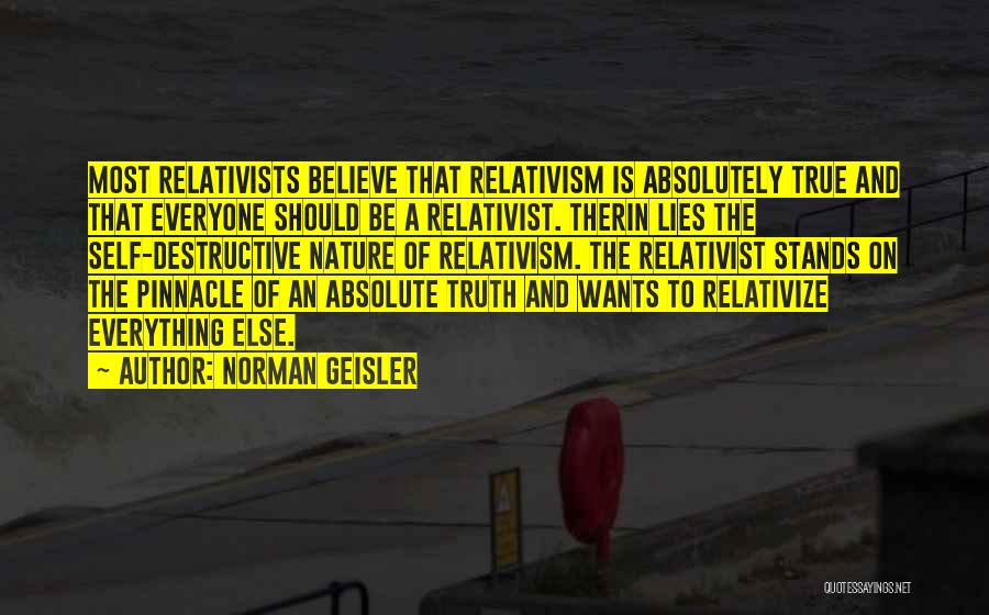 Norman Geisler Quotes 2158137