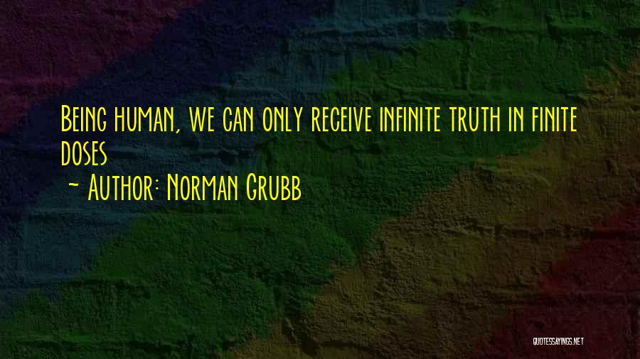 Norman Grubb Quotes 524839
