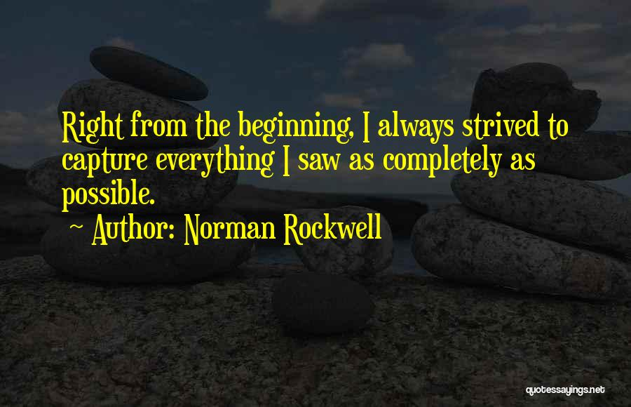 Norman Rockwell Quotes 1726916