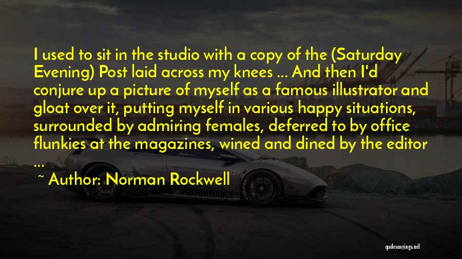 Norman Rockwell Quotes 1732496