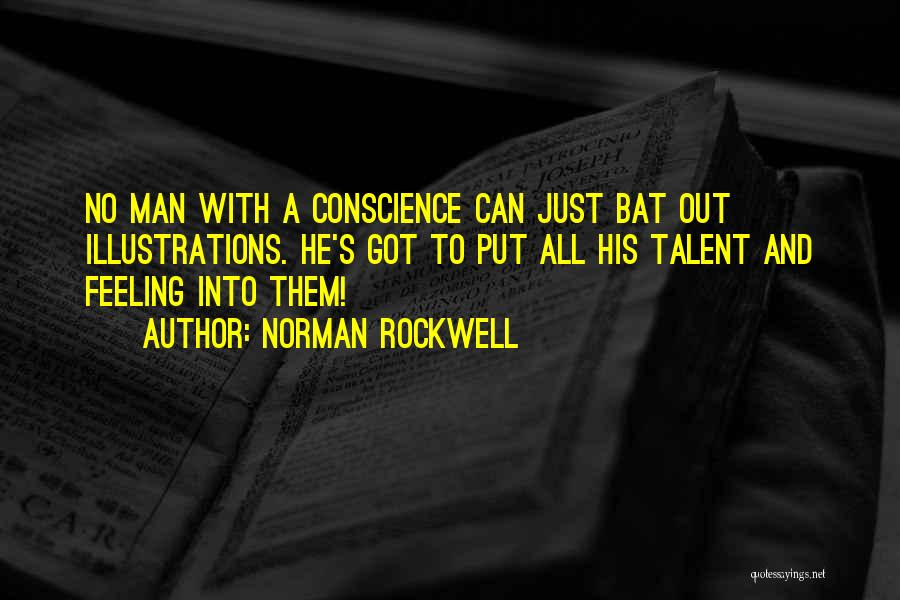 Norman Rockwell Quotes 1999208