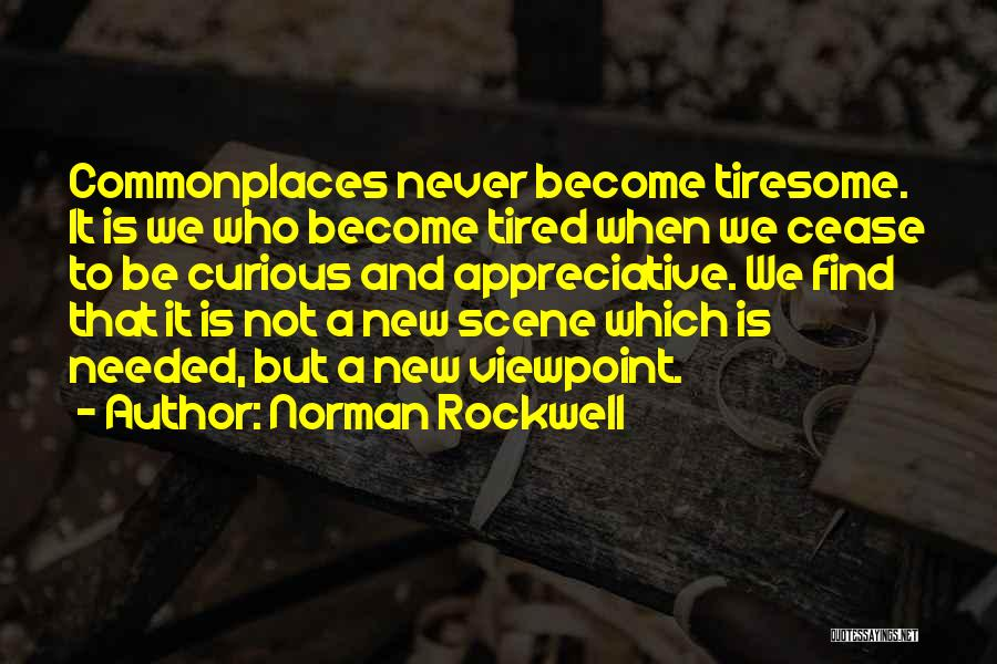 Norman Rockwell Quotes 240636