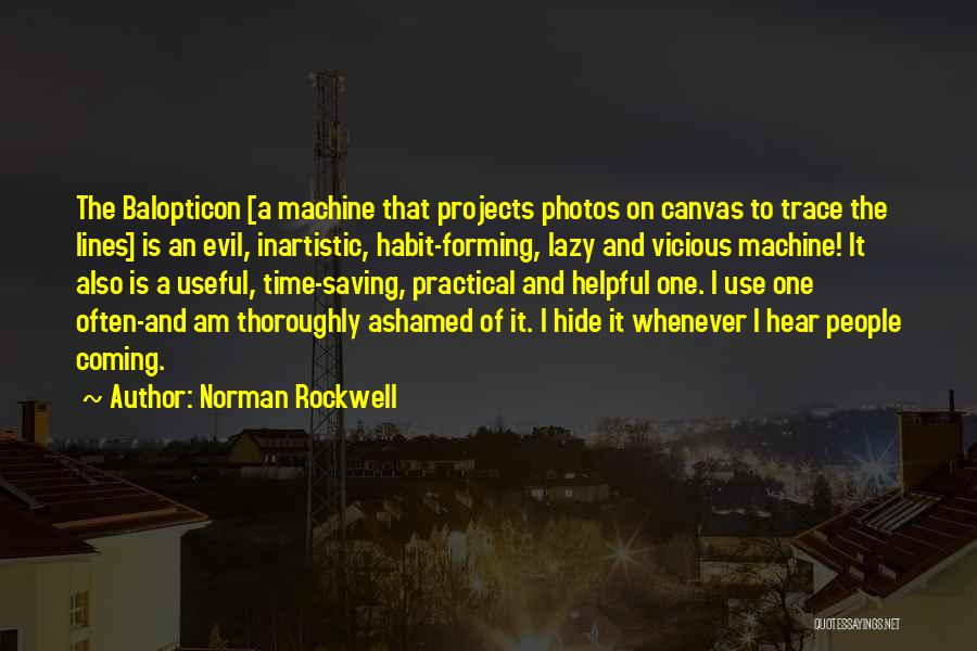 Norman Rockwell Quotes 689044