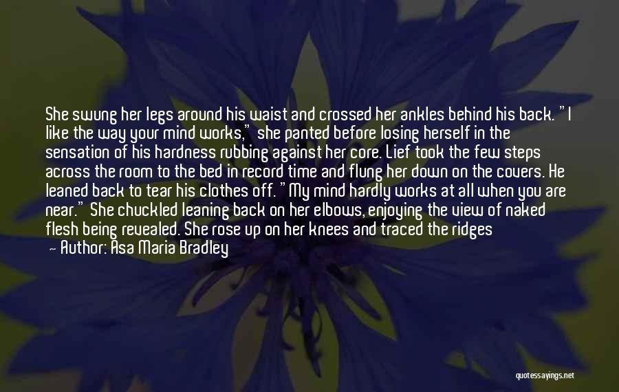 Norse Mythology Quotes By Asa Maria Bradley