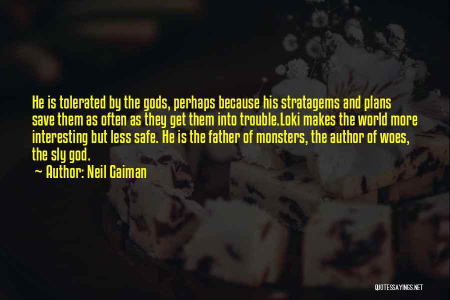 Norse Mythology Quotes By Neil Gaiman