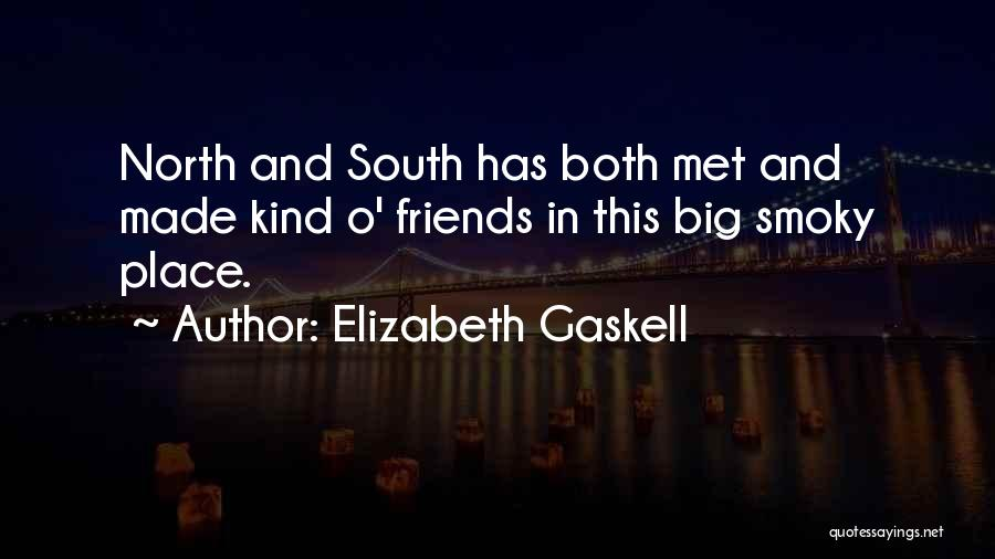 North And South Gaskell Quotes By Elizabeth Gaskell