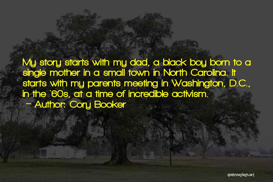 North Carolina Quotes By Cory Booker