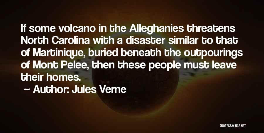 North Carolina Quotes By Jules Verne