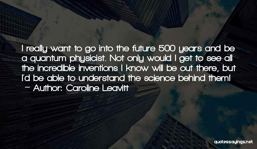 Not Able To Understand Quotes By Caroline Leavitt