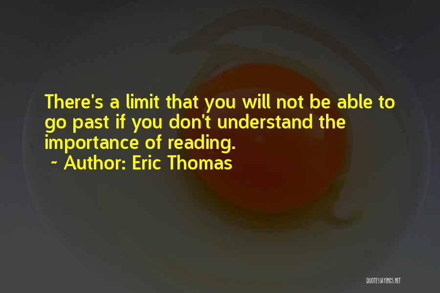 Not Able To Understand Quotes By Eric Thomas