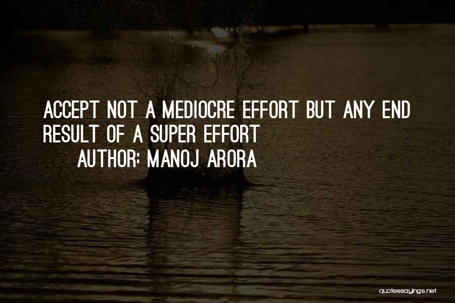 Not Accepting Reality Quotes By Manoj Arora