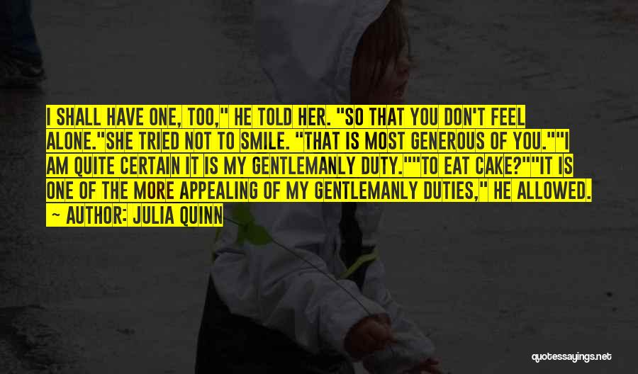 Not Allowed Quotes By Julia Quinn
