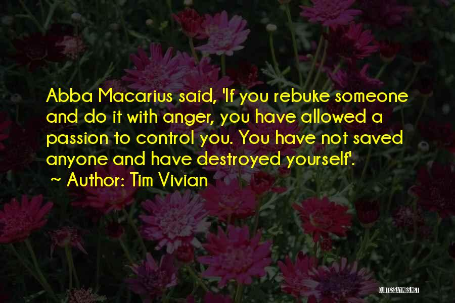 Not Allowed Quotes By Tim Vivian