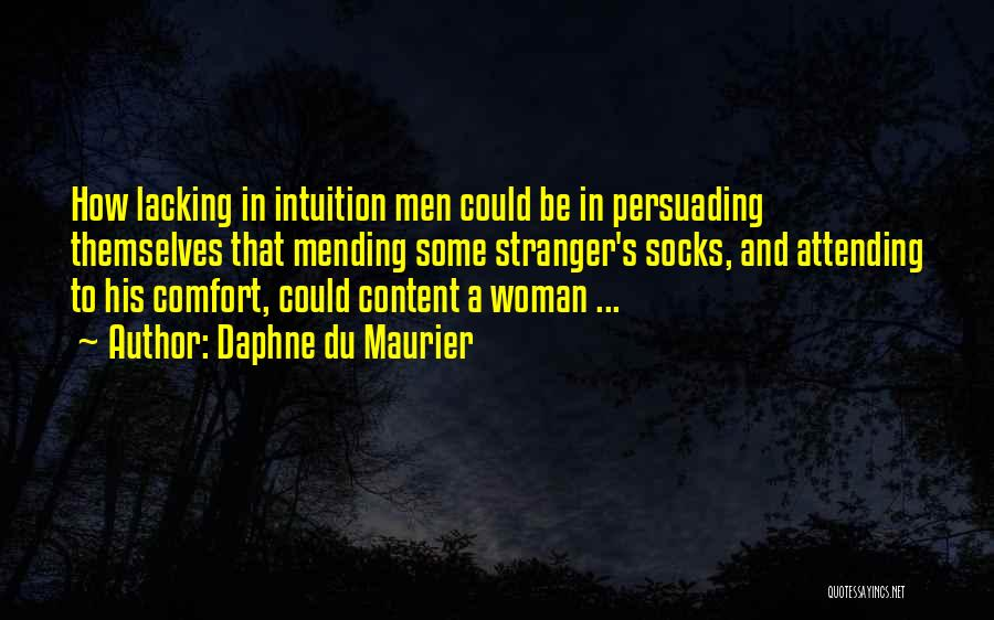 Not Attending Marriage Quotes By Daphne Du Maurier