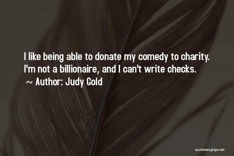 Not Being Able To Get Over Someone Quotes By Judy Gold