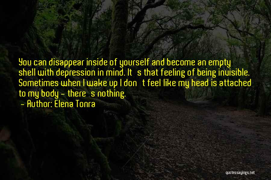 Not Being Attached To Someone Quotes By Elena Tonra