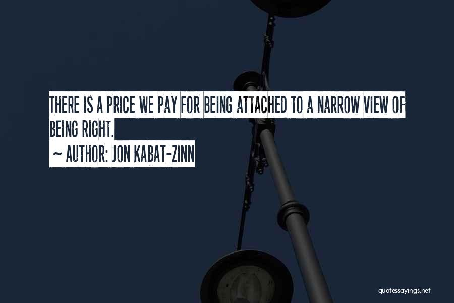 Not Being Attached To Someone Quotes By Jon Kabat-Zinn