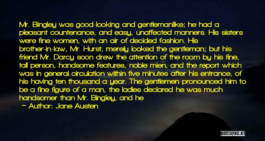 Not Being Compared Quotes By Jane Austen