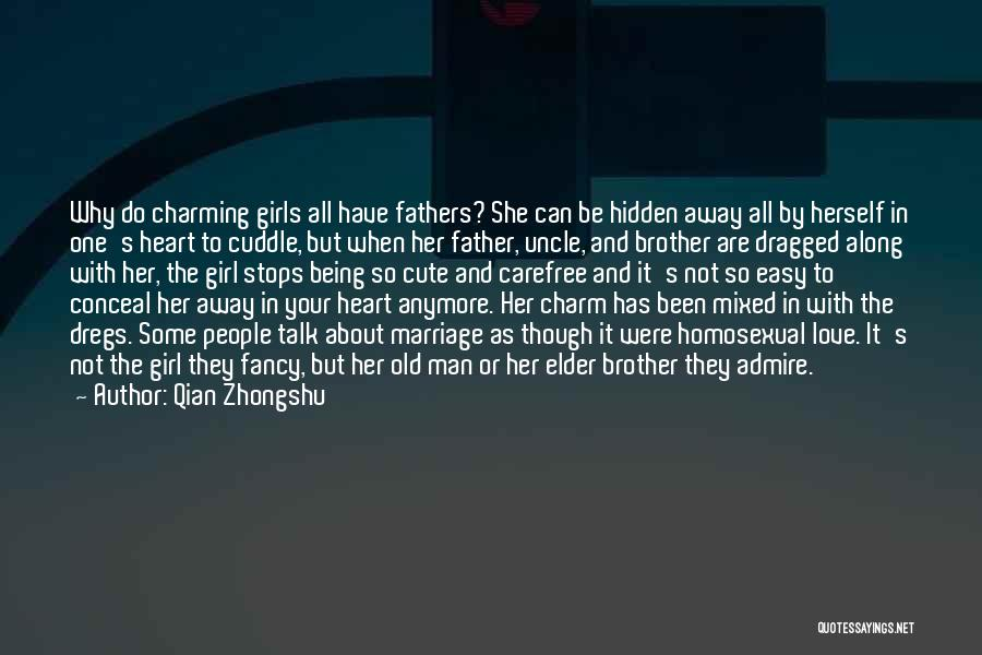 Not Being Easy To Get Along With Quotes By Qian Zhongshu