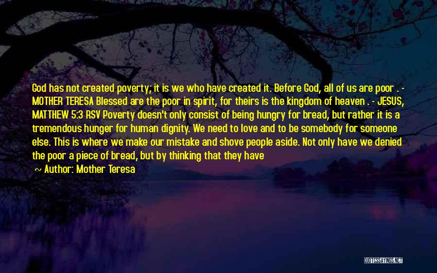 Not Being Worth It To Someone Quotes By Mother Teresa