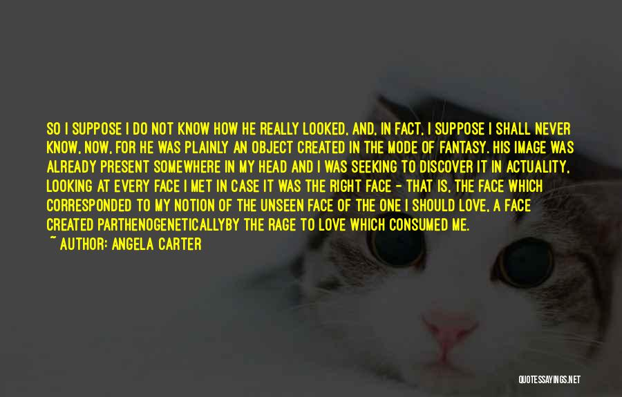 Not Corresponded Love Quotes By Angela Carter