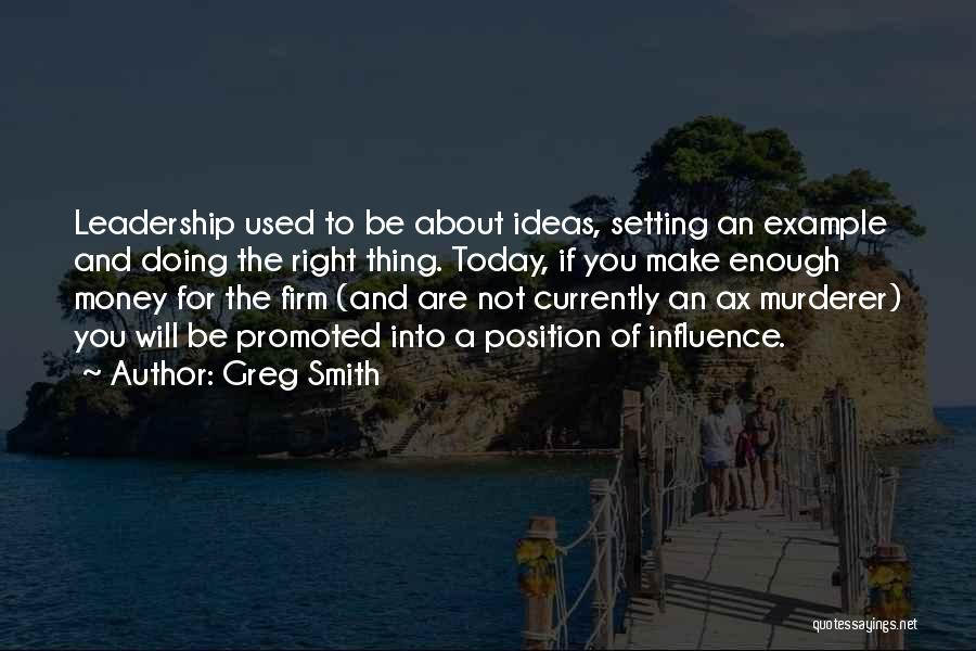 Not Doing Enough Quotes By Greg Smith