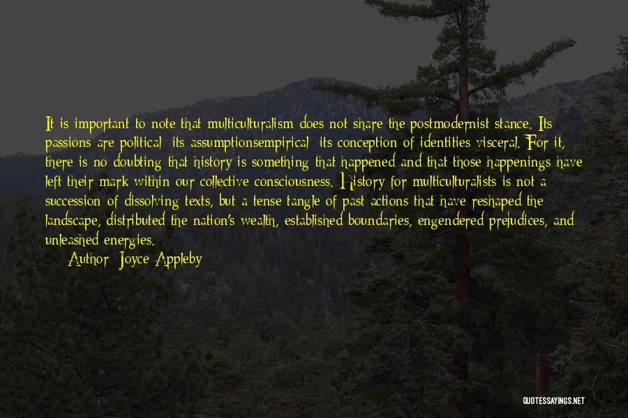 Not Doubting Someone Quotes By Joyce Appleby