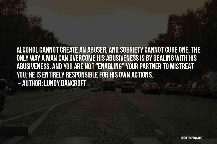 Not Enabling Quotes By Lundy Bancroft